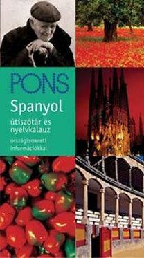 Josep Ráfols: PONS - Spanyol útiszótár és nyelvkalauz