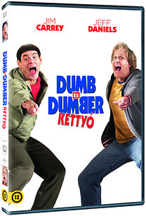 Dumb és Dumber Kettyó - DVD
