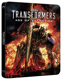 Transformers: A kihalás kora 2 lemezes Blu-ray steelbook