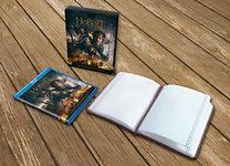 A hobbit: Az öt sereg csatája - Blu-ray (Bilbó naplója)