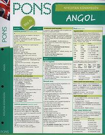 PONS - Nyelvtan könnyedén - Angol