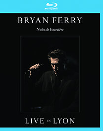 Bryan Ferry: Live In Lyon – Deluxe Edition (Blu-ray+CD)