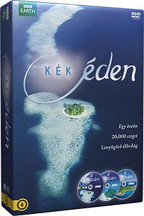 Kék Éden díszdoboz - 3 DVD - BBC sorozat