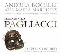 Andrea Bocelli: Leoncavallo: I Pagliacci