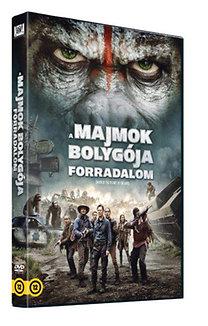 A majmok bolygója - Forradalom - DVD