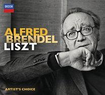 Liszt Ferenc: Artist's Choice - Alfred Brendel Liszt-felvételei