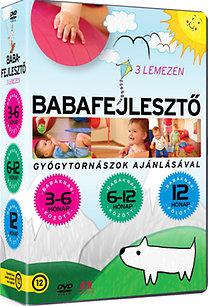Babafejlesztő díszdoboz (3 DVD)