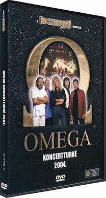 Omega - Koncertturné 2004.