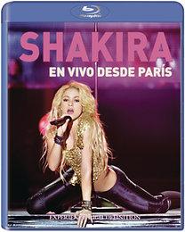 Shakira: Live From Paris (Blu-ray)