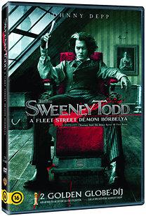 Sweeney Todd - A Fleet Street démoni borbélya (Egylemezes változat)