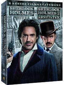 Sherlock Holmes díszdobozos gyűjtemény