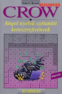 Villányi Edit (szerk.): Crow - Business: Angol nyelvű szótanuló keresztrejtvények - alapszint