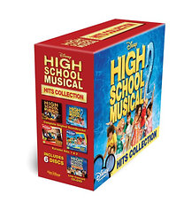 Filmzene: High School Musical - Collectors Edition Box Set