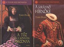 Terry Deary: A királynő hírnöke + A tűz és a könnyek asszonya (2 mű)