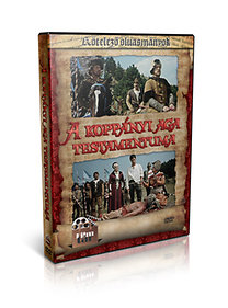 A Koppányi aga testamentuma - DVD