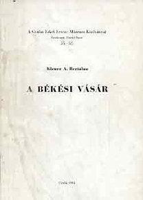 Kirner A. Bertalan: A békési vásár