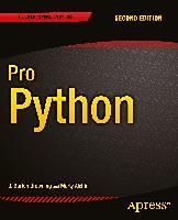 Alchin, Marty - Browning, J. Burton: Pro Python